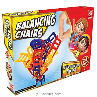 Action Games- Balancing Chairs Online at Kapruka | Product# kidstoy0Z1186