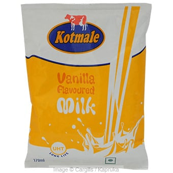 KOTMALE MILK VANILLA - 170ML Online at Kapruka | Product# FC_BV13706