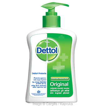 DETTOL H/WASH ORIG. PUMP - 200ML Online at Kapruka | Product# FC_PC10736