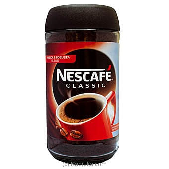 Nescafe Instant Coffee Bottle - 100g Online at Kapruka | Product# grocery0058