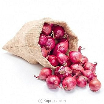 Red Onion - 1KG Online at Kapruka | Product# grocery0090