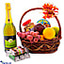 Shop in Sri Lanka for Sparkling Brilliance Fruit Hamper