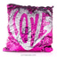 Shop in Sri Lanka for Touch Of Love Glittery Pillow