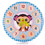 Shop in Sri Lanka for Kids Learning Wooden Puzzle Clock - Monkey