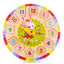 Shop in Sri Lanka for Kids Learning Wooden Puzzle Clock - Rabbit