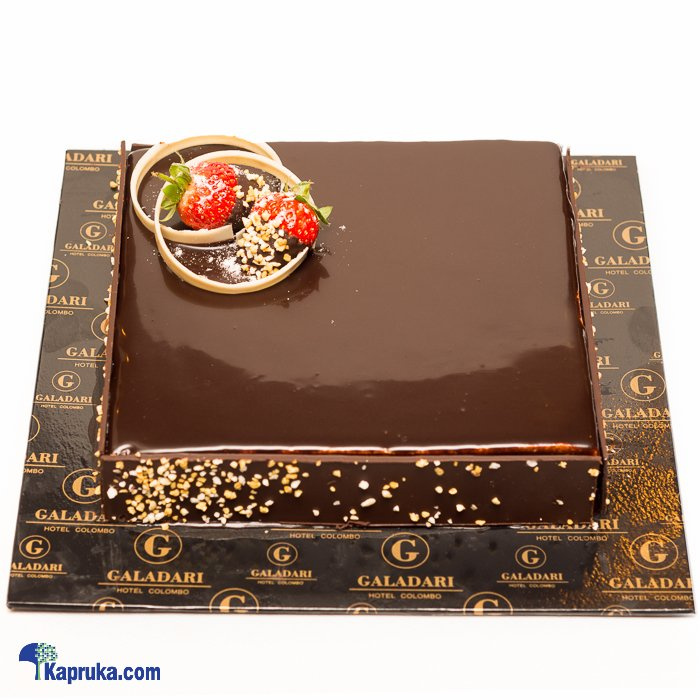 Galadari Chocolate Fudge Cake Online at Kapruka | Product# cake0GAL00100