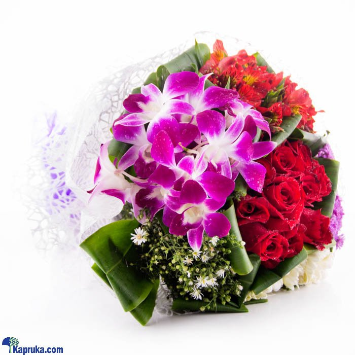 Unforgettable You Flower Bouquet Online at Kapruka | Product# flowers00T882