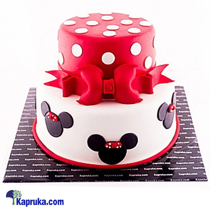 Get Fabulous Minnie Mouse Cake Online price in Sri Lanka ...