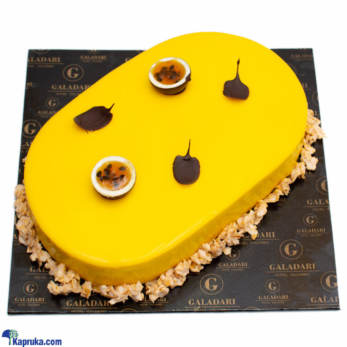 Galadari Passion Fruit Royal Cake Online at Kapruka | Product# cake0GAL00198