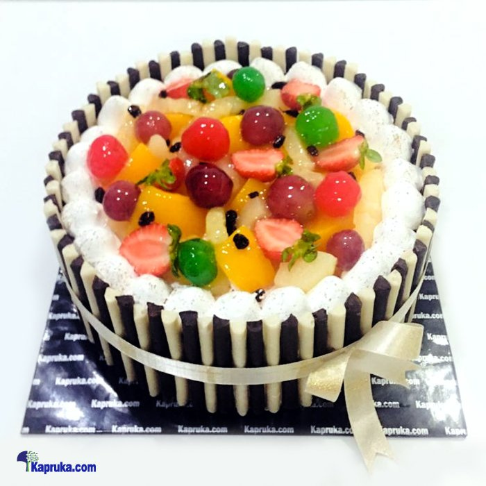 Fruity Fruit Gateau Online at Kapruka | Product# cake00KA001076