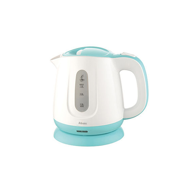Abans Electric 1.L Plastic Kettle HHB1009 Online at Kapruka | Product# elec00A2139