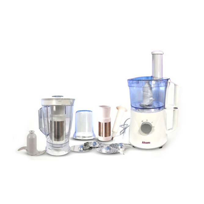 Abans 7 In 1 Food Processor ABFDP807 Online at Kapruka | Product# elec00A2158