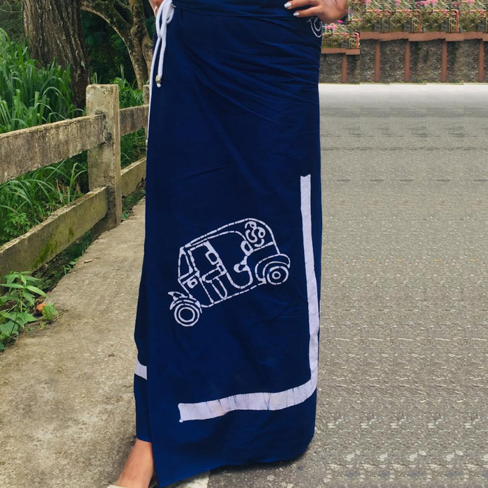 Tuk Sarong- Batik Unisex Online at Kapruka | Product# clothing01051