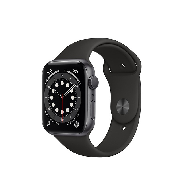 Apple Watch Series 6 40MM Aluminum GPS - Black Sport Band Online at Kapruka | Product# elec00A2363