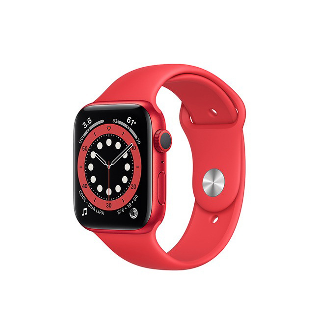 Apple Watch Series 6 40MM Aluminum GPS - Red Sport Band Online at Kapruka | Product# elec00A2371