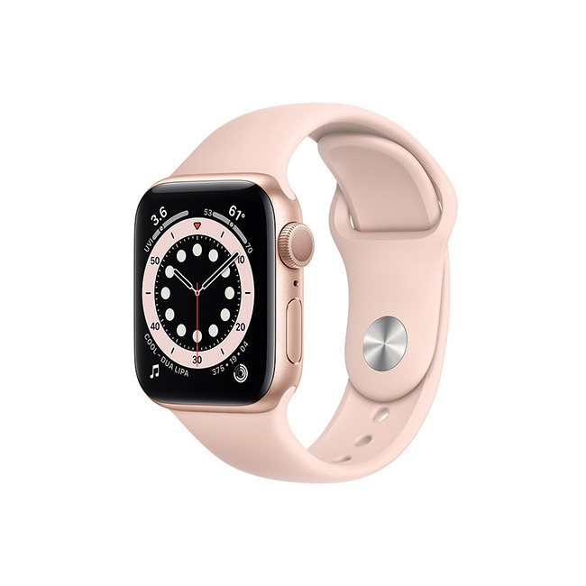 Apple Watch Series 6 44MM Aluminum GPS - Gold Sport Band Online at Kapruka | Product# elec00A2374