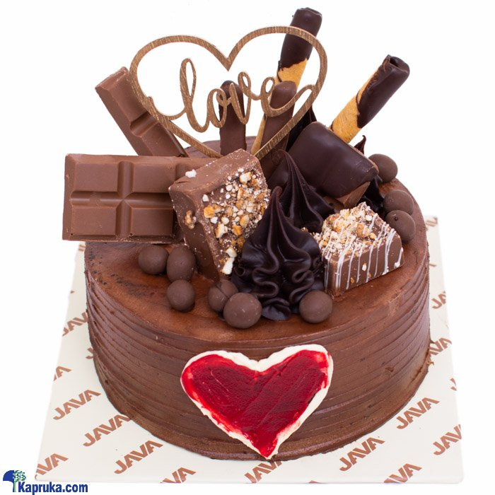 Java Chocolate Explosion Cake Online at Kapruka | Product# cakeJAVA00165