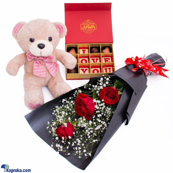 It's My Pleasure Gift Pack Online at Kapruka | Product# flowers00T1189
