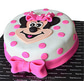 Minnie Mouse Cake