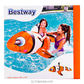 Bestway Clown Fish Ride On Inflatable Pool Float