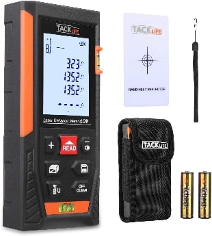 Tacklife HD60 Classic Laser Measure 196F.. at Kapruka Online for specialGifts