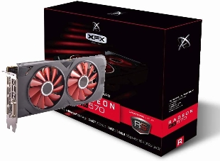 XFX Radeon RX 570 RS XXX Edition 1286MHz.. at Kapruka Online for specialGifts