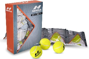 Nivia Heavy Tennis Ball Cricket Ball (Pa.. at Kapruka Online for specialGifts