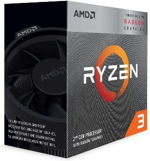 AMD Ryzen 3 3200G 4-Core Unlocked Deskto.. at Kapruka Online for specialGifts