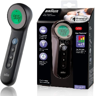 Braun No Touch 3-in-1 Thermometer -  Tou.. at Kapruka Online for specialGifts