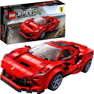 LEGO Speed Champions 76895 Ferrari F8 Tr.. at Kapruka Online for specialGifts