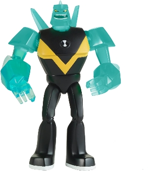 Ben 10 Diamondhead Action Figure at Kapruka Online for specialGifts