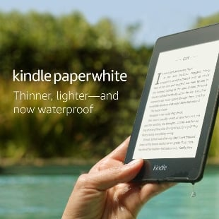Kindle Paperwhite ? Now Waterproof with .. Online at Kapruka   Product# 487825_PID