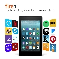 Fire 7 Tablet with Alexa, 7` Display, 8 .. at Kapruka Online