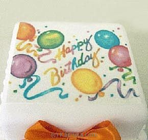 Happy Birthday Picture Cake at Kapruka Online for intgift