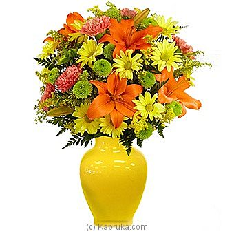 Keep Smiling Mixed Bouquet at Kapruka Online for intgift