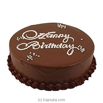 Chocolate Truffle Cake at Kapruka Online for intgift