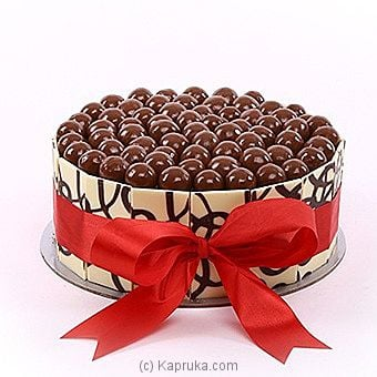 Choc Malt Surprise Cake at Kapruka Online for intgift