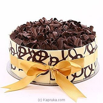 Choc Delight Surprise Cake at Kapruka Online for intgift