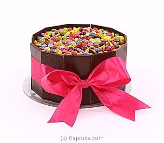 Rainbow Surprise Cake at Kapruka Online for intgift