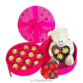 My Special Wishes Chocolate Box at Kapruka Online for intgift
