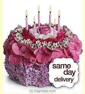 Your Special Day (vase Included) - Kapruka Product intGift00294