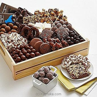 Chocolate Cravings Crate - Kapruka Product intGift00458