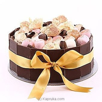 Marshmallow Smash Surprise Cake - Kapruka Product intGift00487