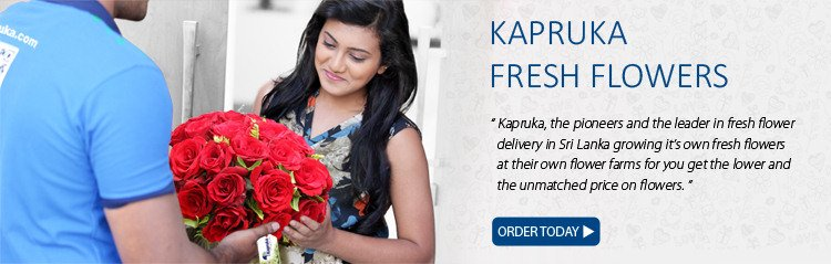 Send Flowers to Sri Lanka