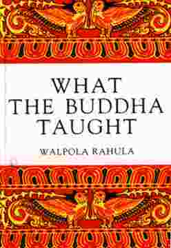 What The Buddha Taught at Kapruka Online for books