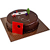 Chocolate Opera Cake (GMC) at Kapruka Online