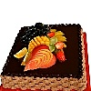 Chocolate & Fruit Gateaux at Kapruka Online for cakes