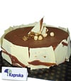 Chocolate and Sticky Nutty Gateau at Kapruka Online for cakes