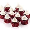Red Velvet 12 Piece Cup Cake Box at Kapruka Online
