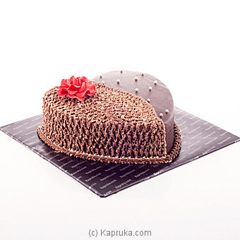 Heart`s desire Cake at Kapruka Online for cakes